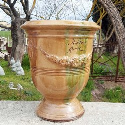 VASE ANDUZE FLAMME TRADITION N°5 H32